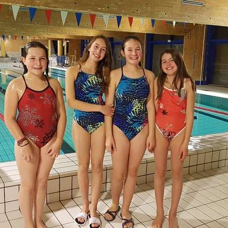 Natation Synchro dec 2019
