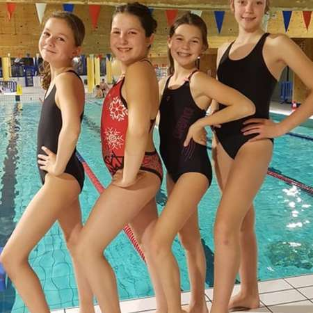 Natation Synchro Pass Comptition dec 2019